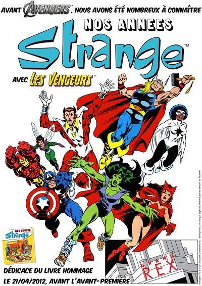 Nos années Strange