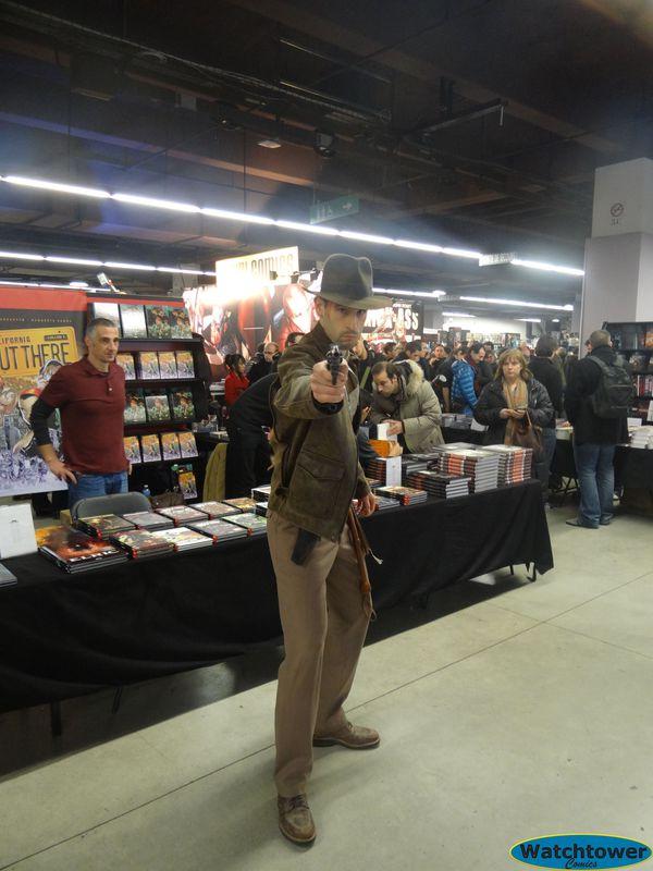 Paris Comics Expo 2013