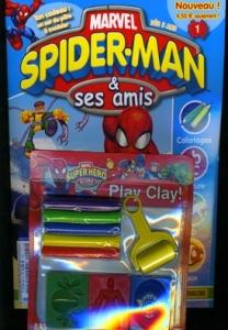 Spiderman et ses amis
