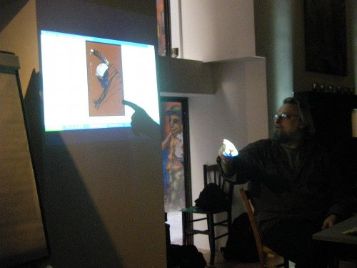 Teach, Drink and Draw