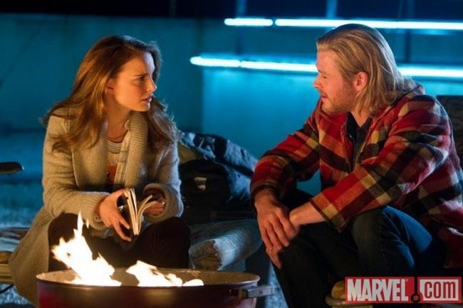 Jane Foster et Thor