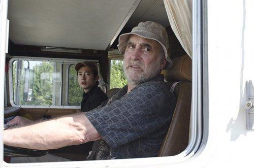 Walking Dead Glenn et Dale