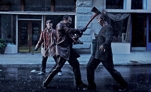 Walking Dead Rick & Glenn