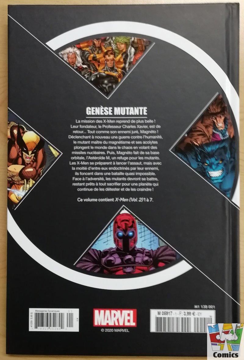 X-Men : La collection mutante (Hachette)