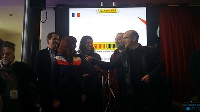 Conférences au FIBD d'Angoulême 2017