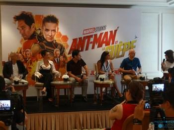 Ant-Man & la Guêpe