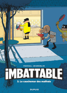 Autres bulles - Imbattable tome 3