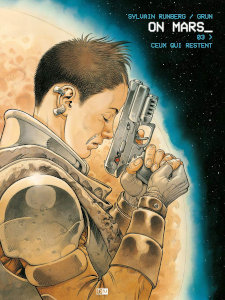 Autres bulles - On Mars tome 3