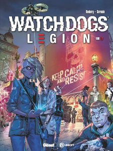 Autres bulles - Watch Dogs Legions 1