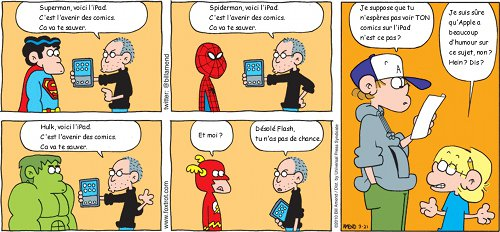 Steve Jobs et Flash