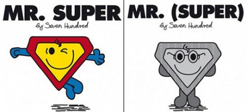 Monsieur Madame Super Héros