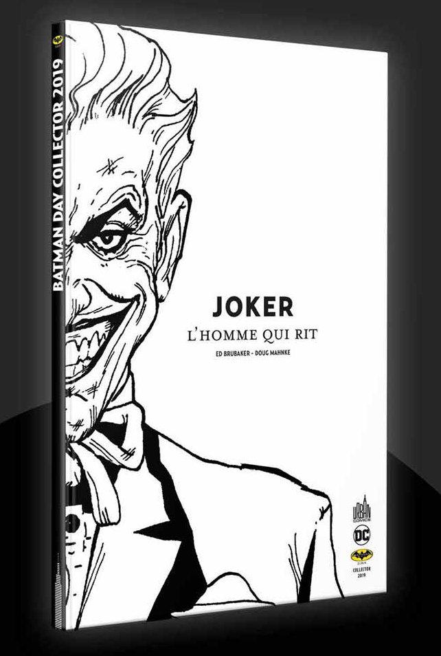 Batman Day 2019 : Joker - L'homme qui rit