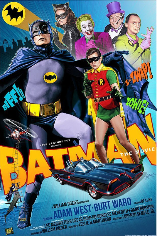 Batman Le film 1966