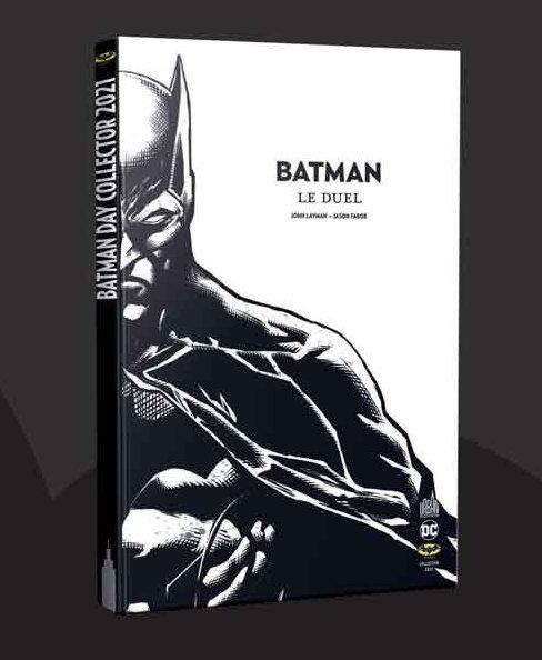 Batman Day 2021 Urban Comics