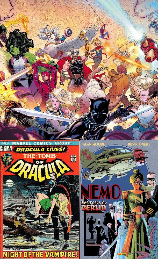Panini Comic : sorties d'octobre 2020