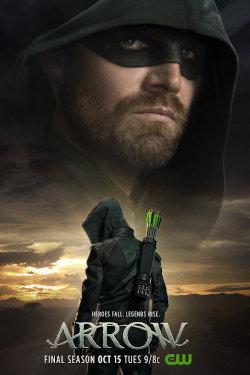 Séries DC sur CW : Arrow