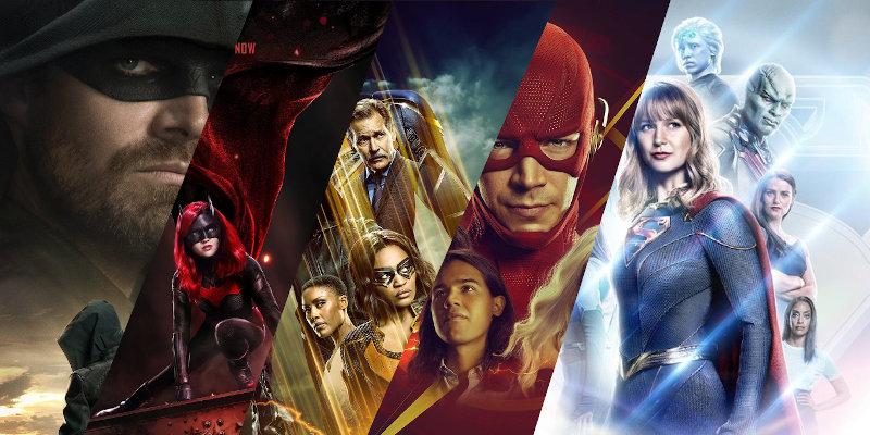 Séries DC sur CW