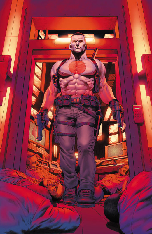 Comic book valiant