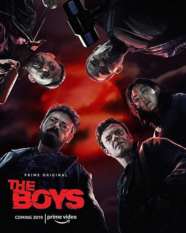 The Boys Saison 1