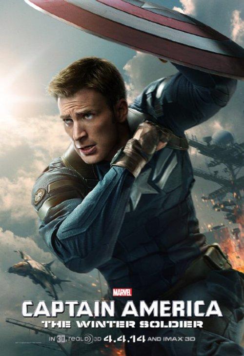 Captain America - Le soldat de l'hiver