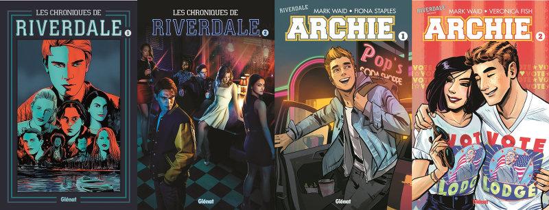 Archie Comics Glénat Comics
