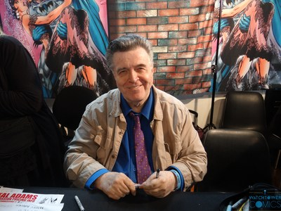 Neal Adams Comic Con Paris 2018