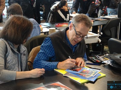 Dan Jurgens Comic Con Paris 2018