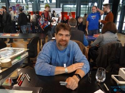 Andy Kubert Comic Con Paris 2018