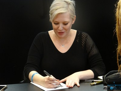 Joelle Jones Comic Con Paris 2018