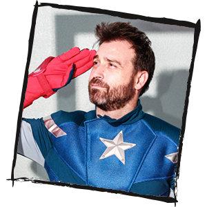 Comic Con Paris 2019 : Daniel Acuña