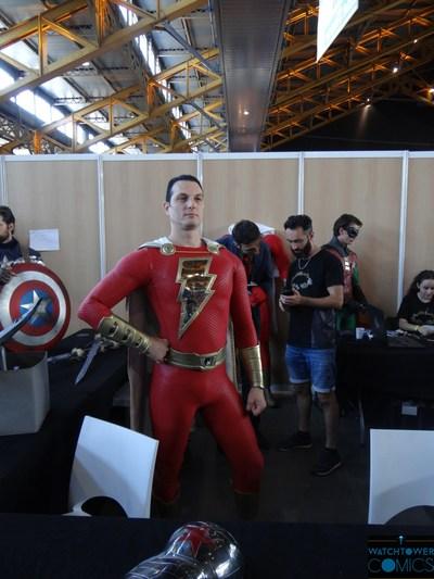 Lyon Game Show / Comic Gone 2018