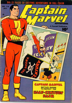 Billy Batson / Captain Marvel - Shazam