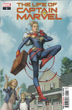 Captain Marvel / Carol Danvers