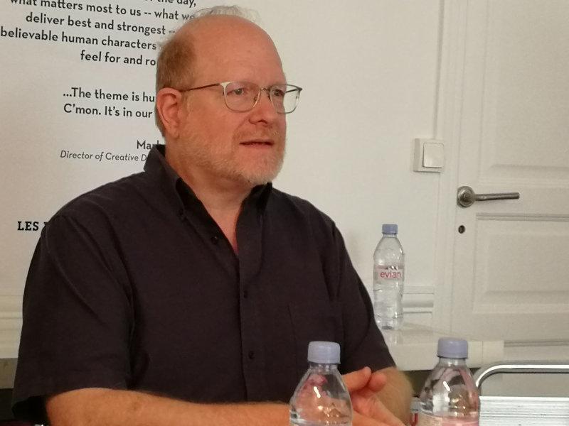 Conférence de presse H1 Comics : Mark Waid