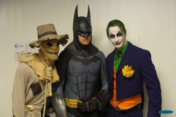Epouvantail, Batman & Joker