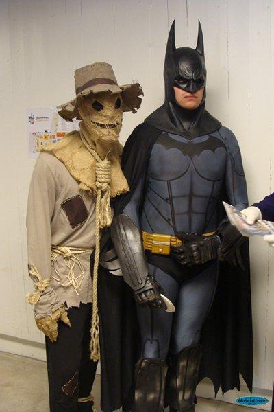 Epouvantail & Batman