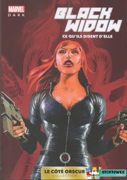 Panini / Carrefour / Marvel le côté obscur : Black Widow