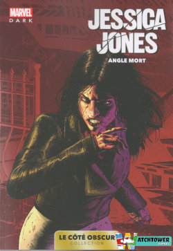 Panini / Carrefour / Marvel le côté obscur: Jessica Jones