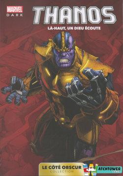 Panini / Carrefour / Marvel le côté obscur: Thanos