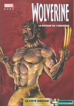 Panini / Carrefour / Marvel le côté obscur: Wolverine