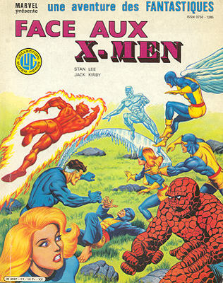 Face aux X-Men