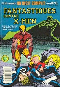 Fantastiques contre X-Men
