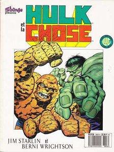 Hulk et la Chose