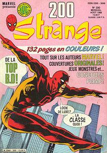 Strange 200