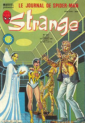 Strange 201