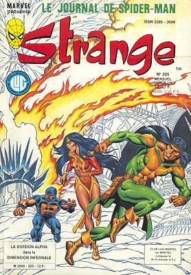 Strange 205