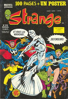 Strange 210