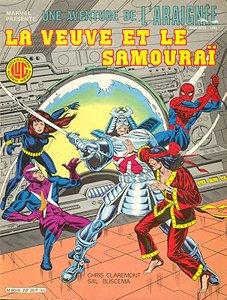 La veuve et le samouraï