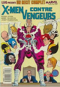X-Men contre Vengeurs