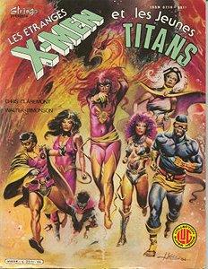 Les X-Men et les Jeunes Titans